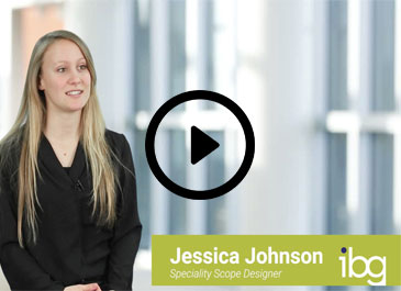 IBG's SSD Jessica Johnson talks about how IBG's design
