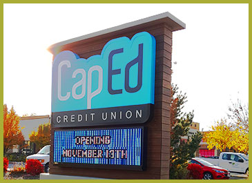 Cap Ed Meridian Now Open!