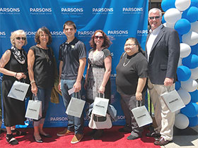 PARSONS FCU - GRAND OPENING!